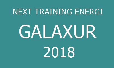next training galaxur 2018